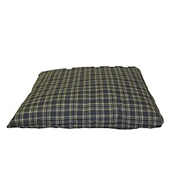 Carolina Pet Company Shebang Plaid Indoor/Outdoor Pet Bed