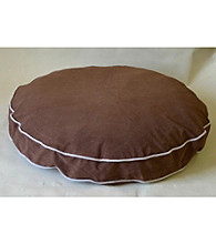 Carolina Pet Company Microfiber Round-A-Bout Pet Bed