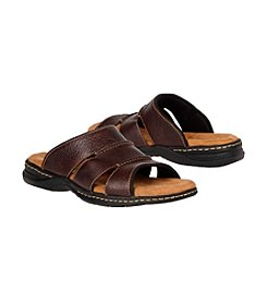 "Dr. Scholl's Men's ""Gordon"" Slide Sandals"