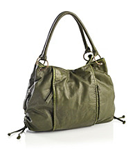 GAL Pearlized Washed Shopper