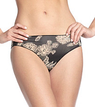 Jockey® No Panty Line Promise® Bikini Briefs - Black Lace