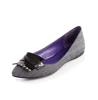 "Nine West® ""Simon Says"" Flat - Grey Menswear"