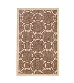 Bacova® Interlocking Circles Accent Rug