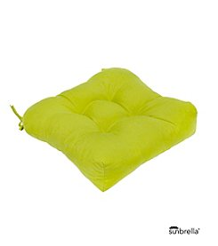 "Greendale Home Fashions 20"" Solid Outdoor Chair Cushion"