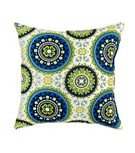Greendale Home Fashions Set of 2 Summer Print Accent Pillows