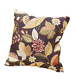 Greendale Home Fashions Set of Two Timberland Floral Accent Pillows