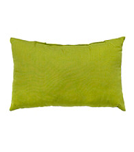 Greendale Home Fashions Set of 2 Rectangle Outdoor Accent Pillows