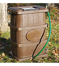 50-Gallon Rain Barrel