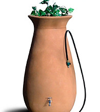 Algreen 65-Gallon Rain Barrel