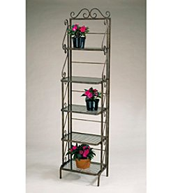 Plant Stand Backer's Rack