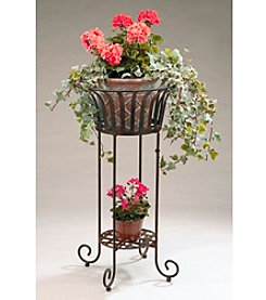 Solera Metal Plant Stand