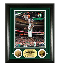 Kevin Garnett 24KT Gold Coin Photo Mint by Highland Mint