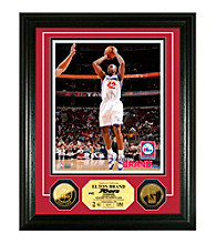 Elton Brand 24KT Gold Coin Photo Mint by Highland Mint
