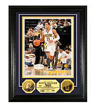 Danny Granger 24KT Gold Coin Photo Mint by Highland Mint