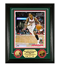 Brandon Jennings 24KT Gold Coin Photo Mint by Highland Mint
