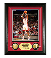 Chris Bosh 24KT Gold Coin Photo Mint by Highland Mint