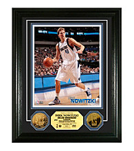 Dirk Nowitzki 24KT Gold Coin Photo Mint by Highland Mint