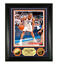 Russell Westbrook 24KT Gold Coin Photo Mint by Highland Mint
