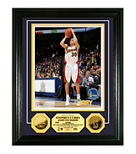 Stephen Curry 24KT Gold Coin Photo Mint by Highland Mint