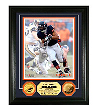 Matt Forte 24KT Gold Coin Photo Mint by Highland Mint