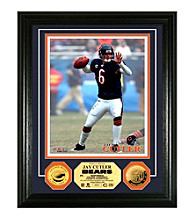 Jay Cutler 24KT Gold Coin Photo Mint by Highland Mint