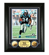 DeAngelo Williams 24KT Gold Coin Photo Mint by Highland Mint