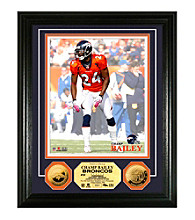 Champ Bailey 24KT Gold Coin Photo Mint by Highland Mint