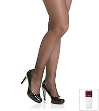 Hanes® High Waist Control Top Sheer Pantyhose