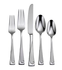 Oneida® Script 45-pc. Flatware Set