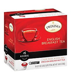 Keurig Twinings English Breakfast Tea 18-pk. K-Cups®