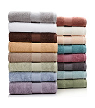 LivingQuarters Loft Eucalyptus Towel Collection