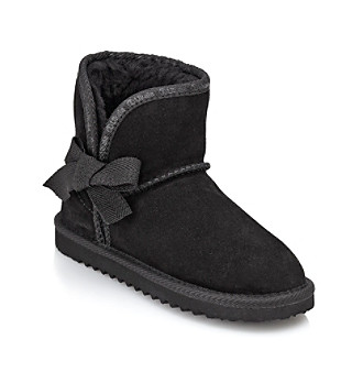 "Ukala™ Sydney Girls' ""Memphis Mini"" Boot - Black"