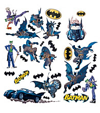 Batman® Dark Knight Removable Wall Decorations