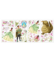 Disney™ Princess and the Frog Removable Wall Decorations