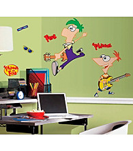 Phineas and Ferb Giant Wall Decal