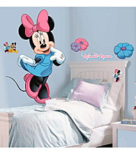 Disney™ Minnie Mouse® Giant Wall Decal