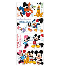 Disney™ Mickey and Friends Removable Wall Decorations