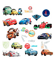 Disney™ Cars 2 Removable Wall Decorations