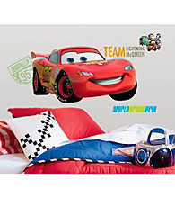 Disney™ Lightning McQueen Giant Peel-and-Stick Wall Decals