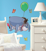 Disney™ Eeyore Giant Peel-and-Stick Wall Decals