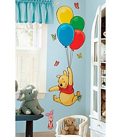 Disney™ Pooh and Piglet Giant Peel-and-Stick Wall Decals