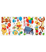 Disney™ Pooh and Friends Peel-and-Stick Wall Decals