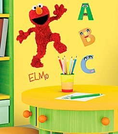 Elmo Giant Peel-and-Stick Wall Decals