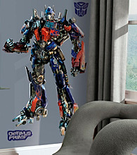 Optimus Prime Peel and Stick Giant Wall Decals