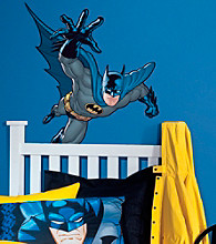 Batman® Gotham Guardian Peel and Stick Giant Wall Decals