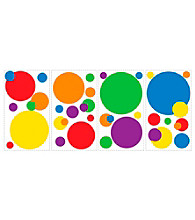 Primary Dots Peel and Stick Wall Decals