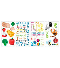 Education Station Peel and Stick Wall Decals
