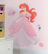 Disney® Ariel Giant Peel and Stick Wall Decals