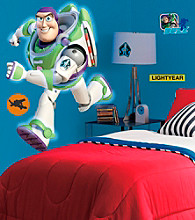 Disney® Buzz Lightyear Glow in the Dark Giant Peel and Stick Wall Decals