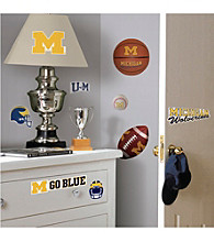 Michigan Wolverines Removable Wall Decals